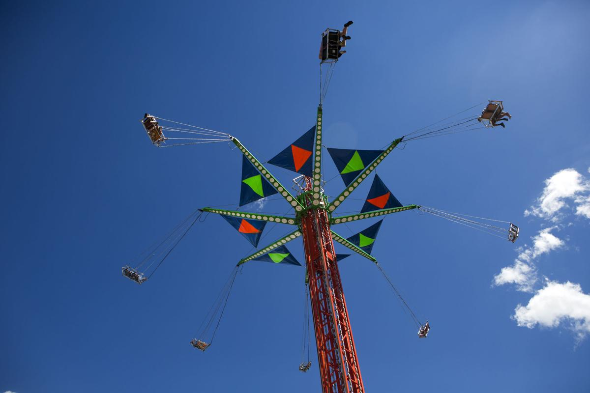 Rides Offer Great Fun At Central States Fair Local