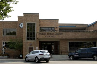 Sturgis Public Library City Hall building