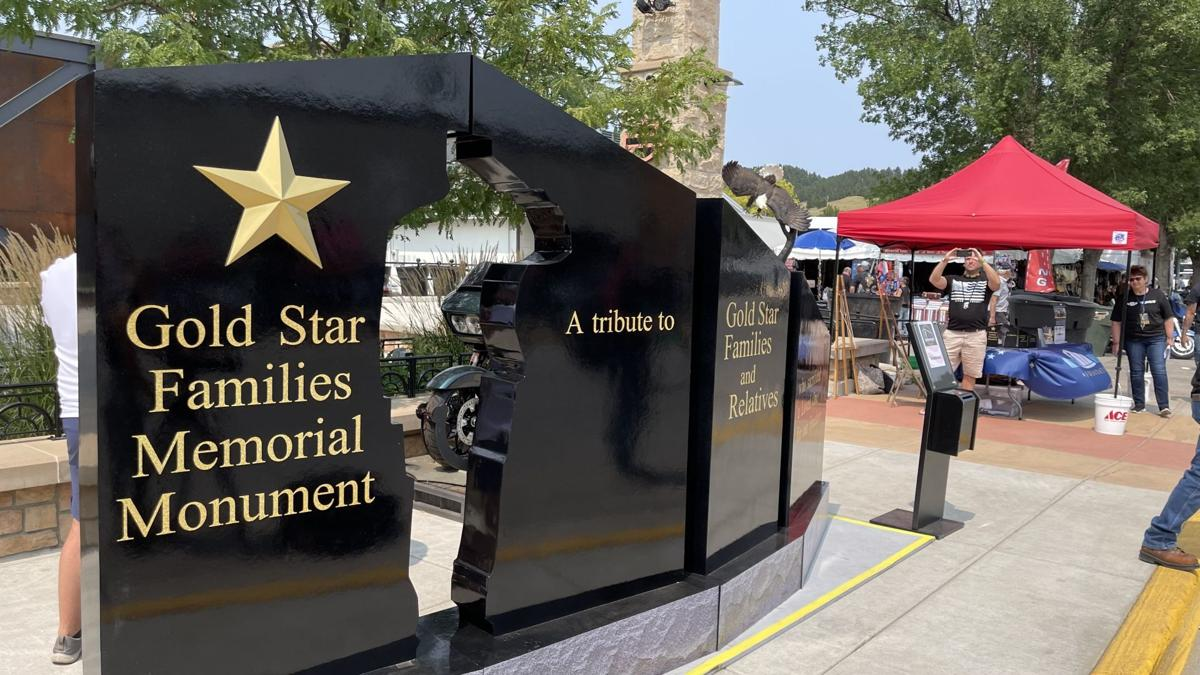 Gold Star Families Memorial Monument 1