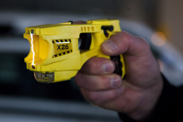 Tasers: Valuable device in officer's tool-belt | Local