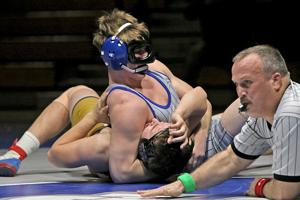 Raider wrestlers get big win over injury-plagued Custer squad