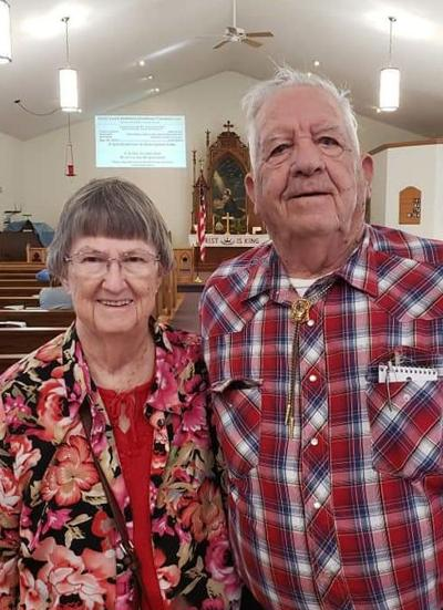 June and Russell Sorenson