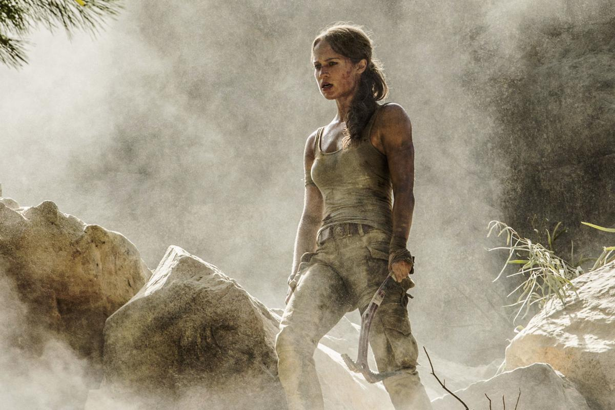 Film Review Tomb Raider