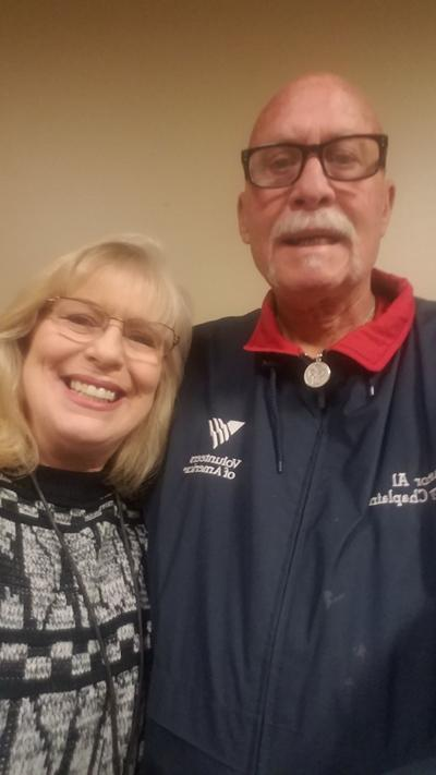 Teresa and Allen Peratt 2019