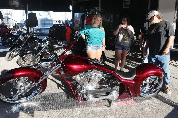 Where Have All The Customs Bikes Gone Sturgis Rally Daily