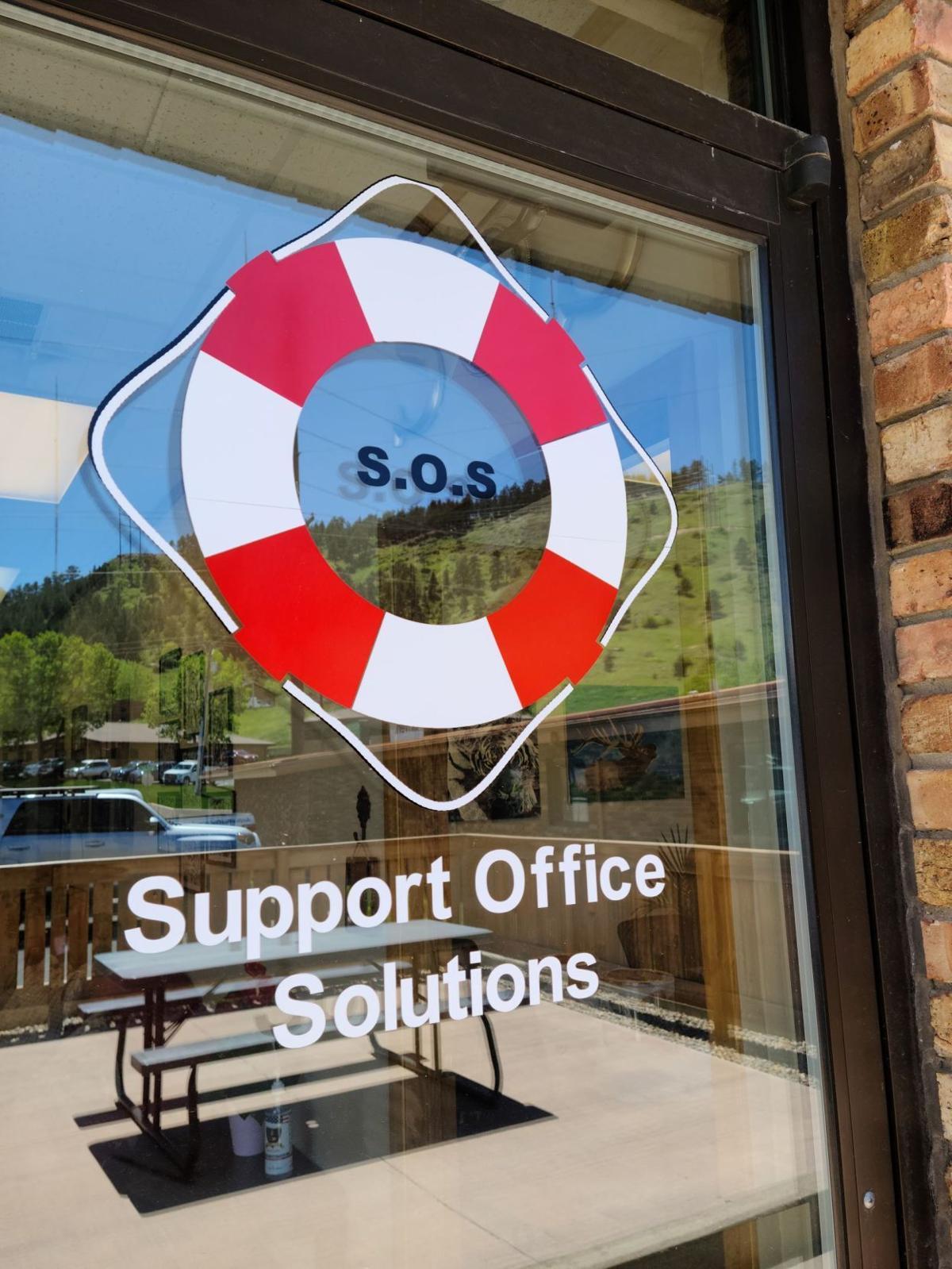 SOS office logo