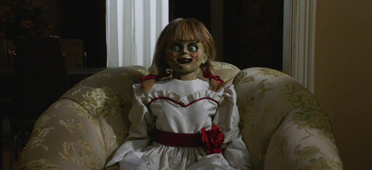 Film Review - Annabelle Comes Home