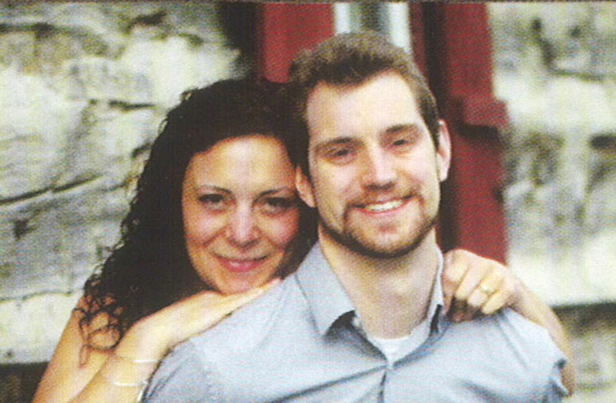 Mary Grode and Eric Nydegger