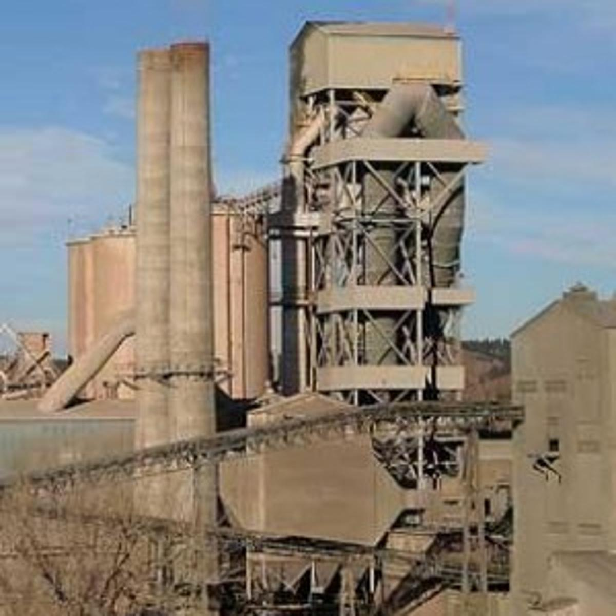 Zip zap! Cement plant claims record | Local