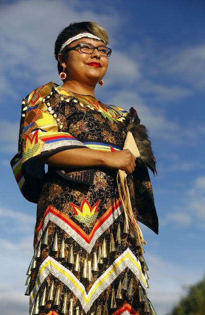 Giago S Jingle Dresses Dress Up Any Powwow Local Rapidcityjournal Com