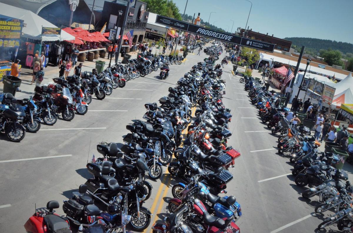 Nebraska Motorcycle Events 2020.Sturgis Quickly Adjusts To Life After The Rally Local