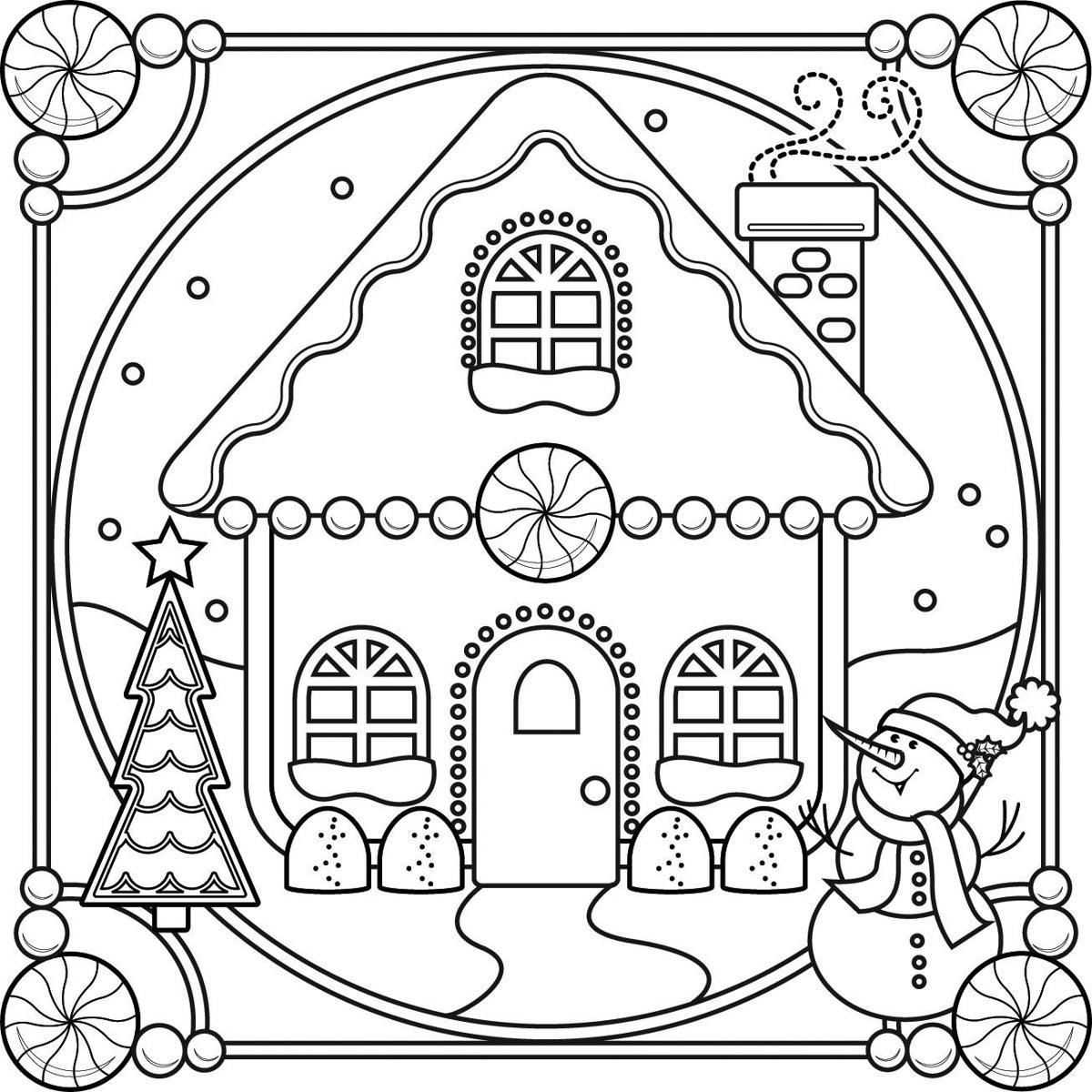 TCR Christmas Coloring Contest!   News   rapidcityjournal.com