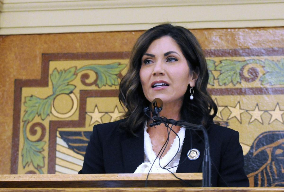 South Dakota Gov. Kristi Noem Signs Bill to Stop Infanticide, Care for Babies Born Alive After Abortion