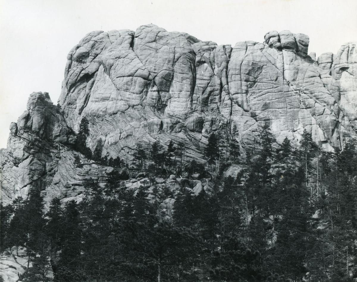 A visual history of mount rushmore local