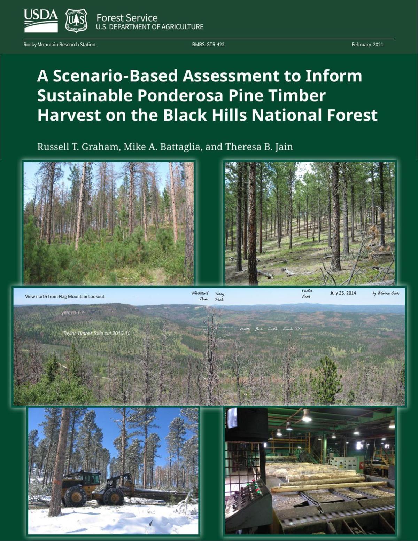 USDA report on sustainability