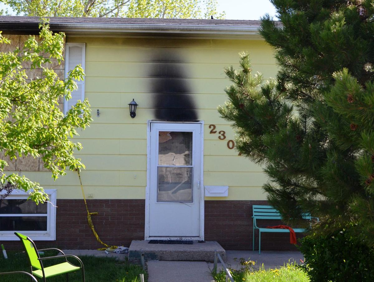 Sturgis home fire