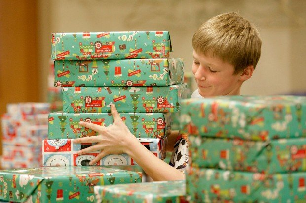 Heart-warming gifts: Employee groups embrace spirit of Christmas ...
