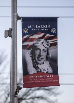 Vets banners give Rapid City a patriotic splash