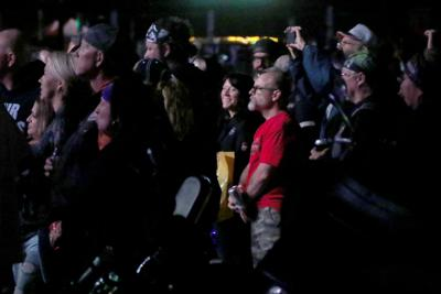 Quiet Riot performs at the Buffalo Chip