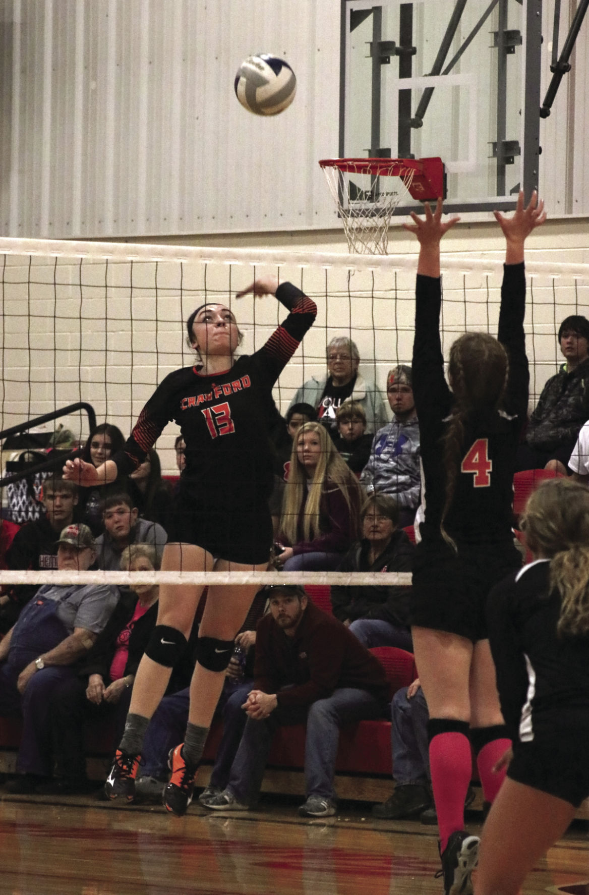 Panhandle Conference VB