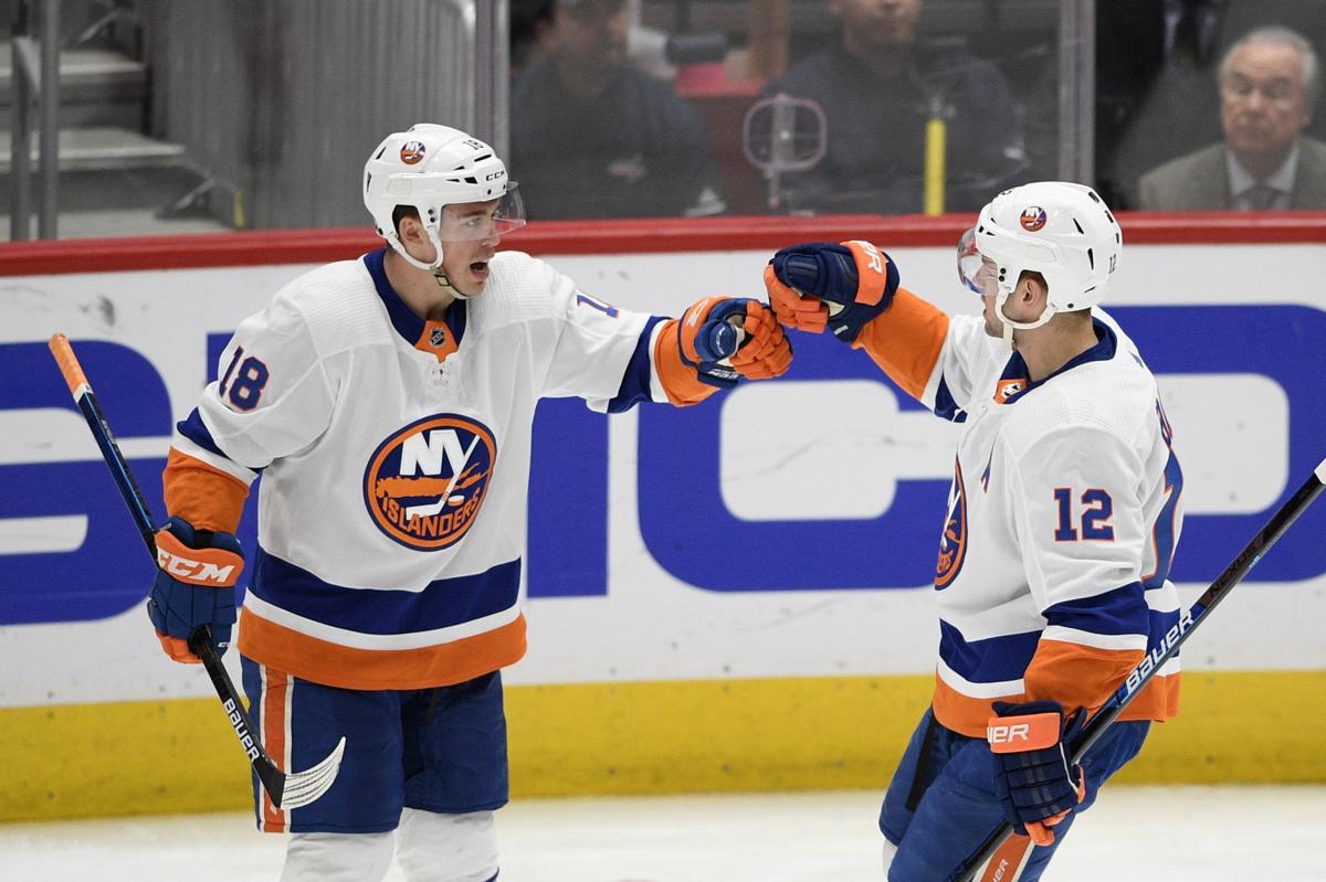 Islanders Capitals Hockey