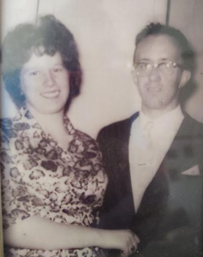 Ruth and Leroy Fogle