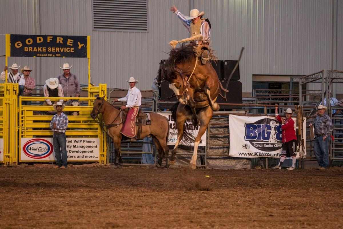 Central State Fair rodeo