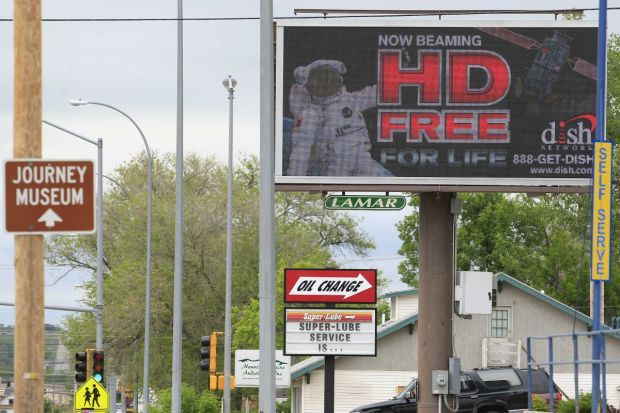 Rapid City Council considers billboard options
