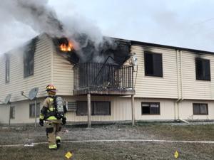 UPDATE: Multiple rescues prevented 'very tragic ending' at Rapid City apartment fire