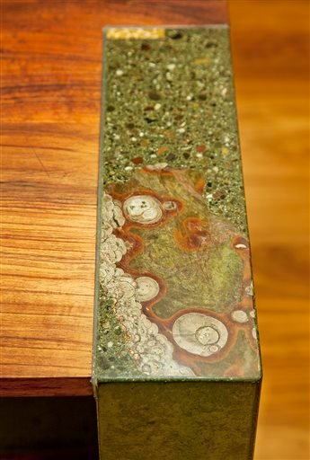 From Recycled Glass To Concrete, Countertops Get Creative
