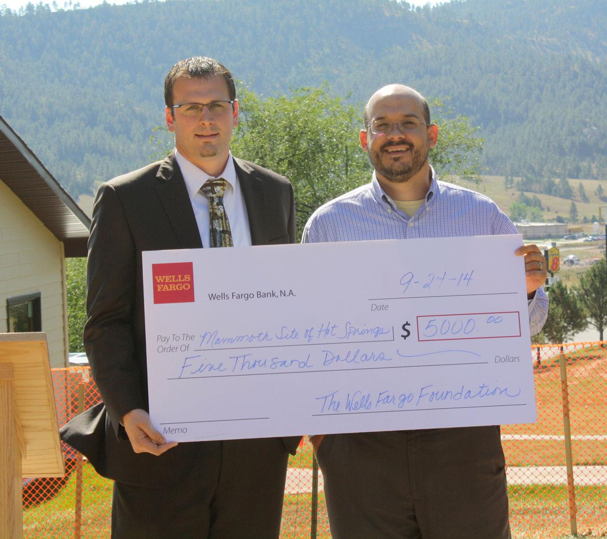 Wells Fargo digs The Mammoth Site    | Hot Springs