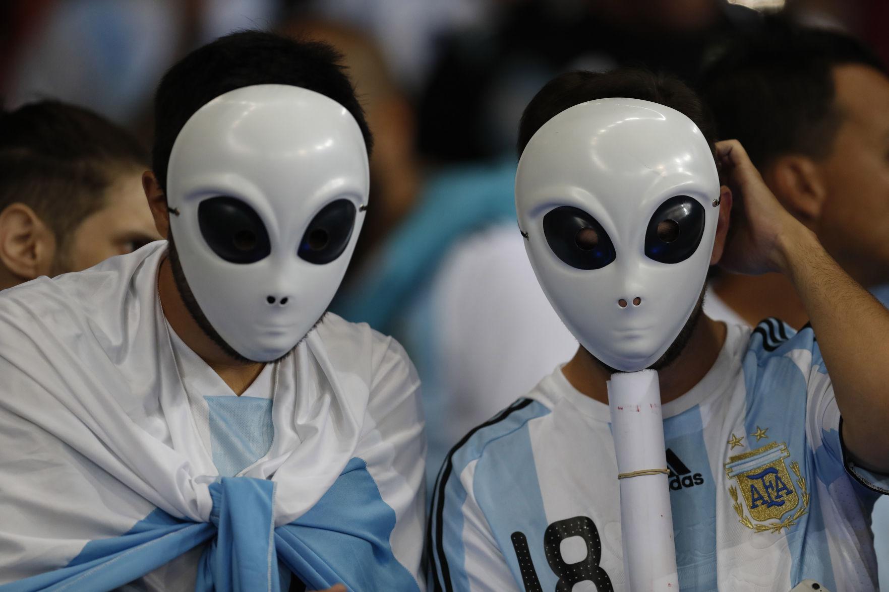 APTOPIX Brazil Soccer Copa America Argentina Paraguay
