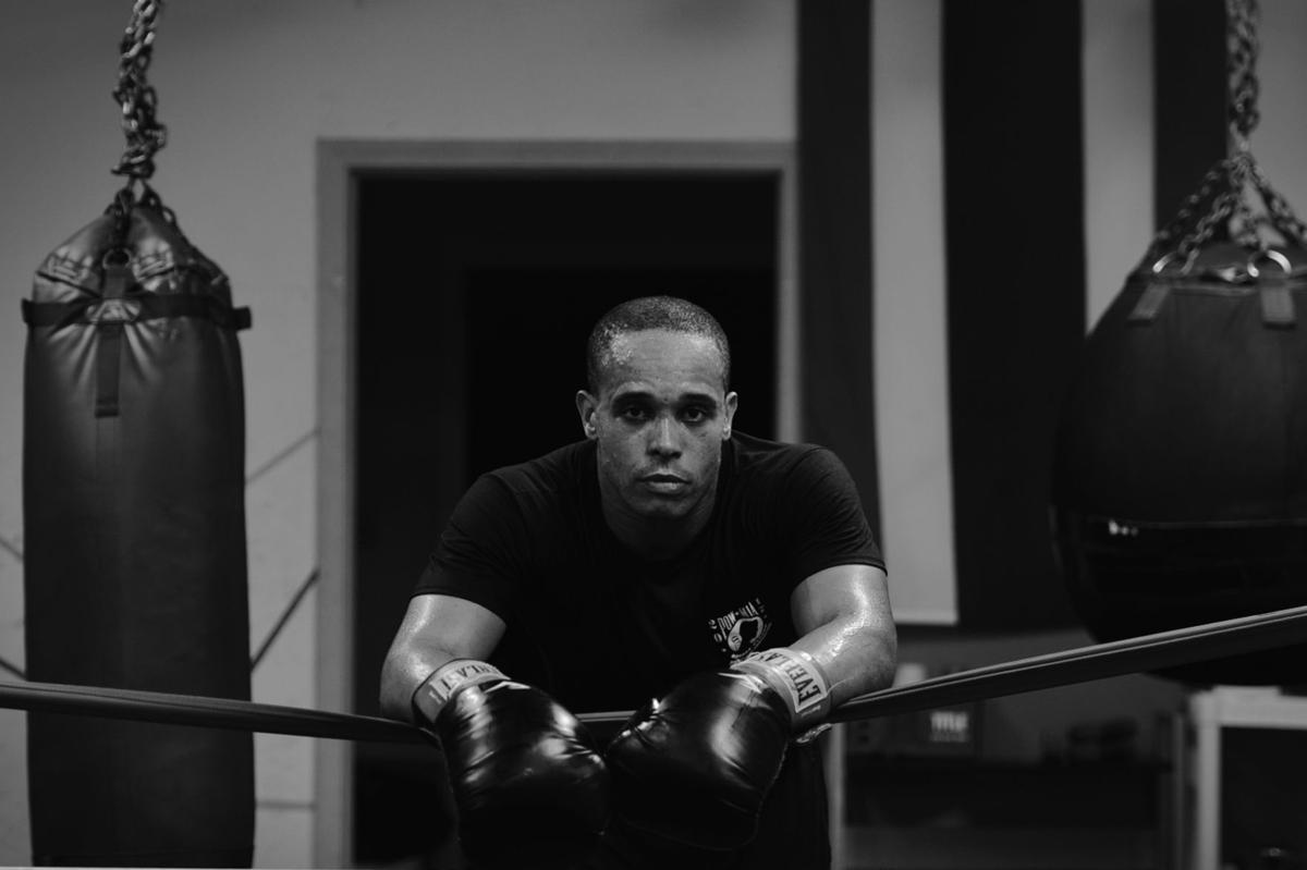 Airman lunges for knockout debut