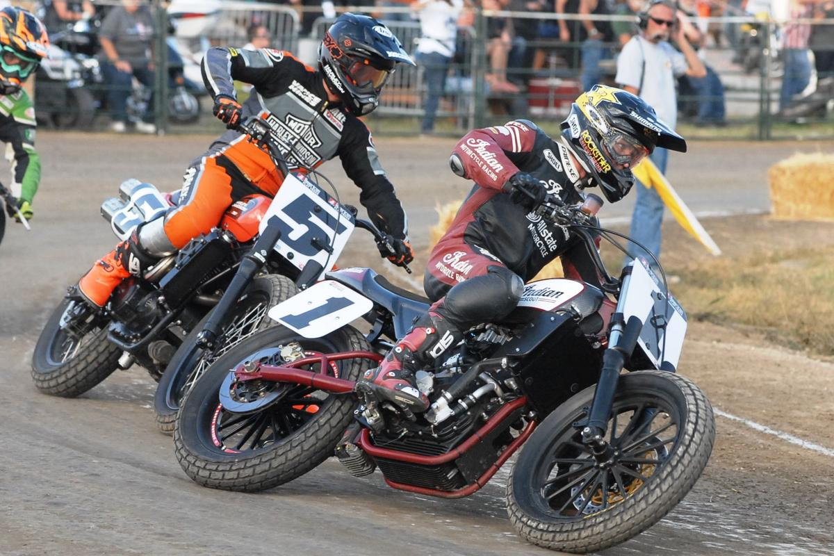 Harley-Davidson Indian rivalry