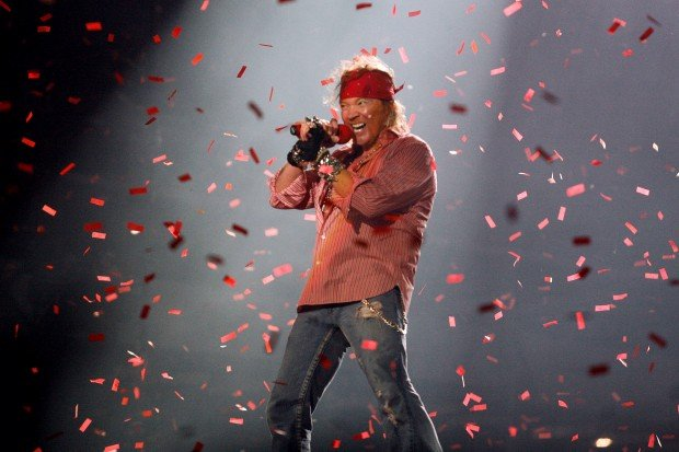 Axl Rose leaves crowd hanging before Sturgis appearance