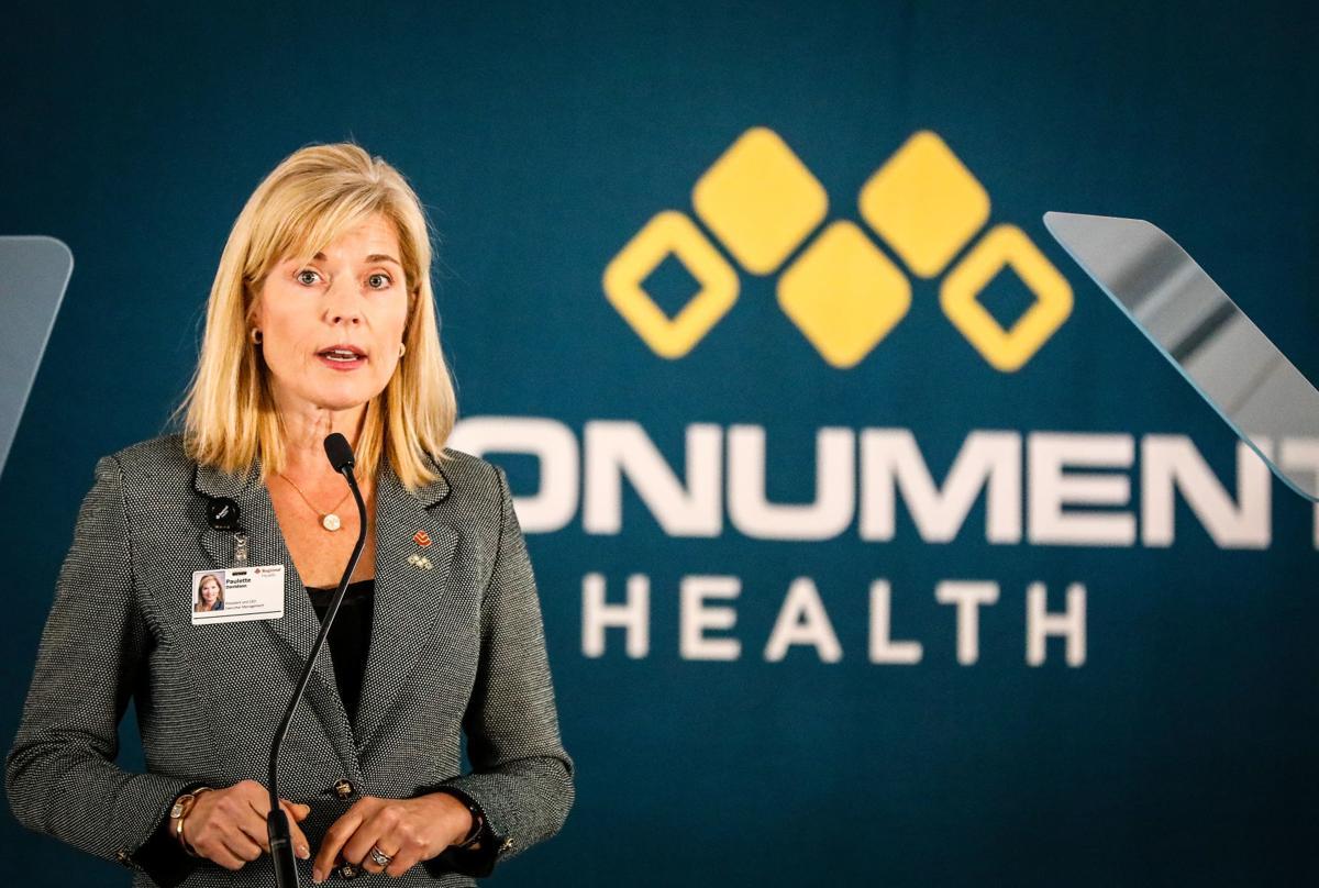 Regional Health renames itself Monument Health