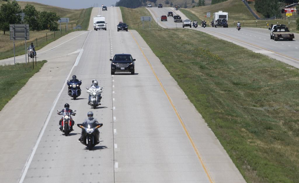 2 killed in motorcycle and semi crash near Box Elder | Local
