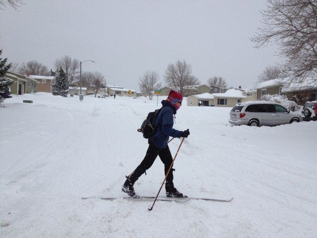 Heavy Snow Breaks Records In Rapid City See Updated Snow