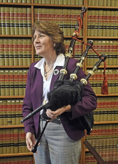 Exchange Justice Bagpipes