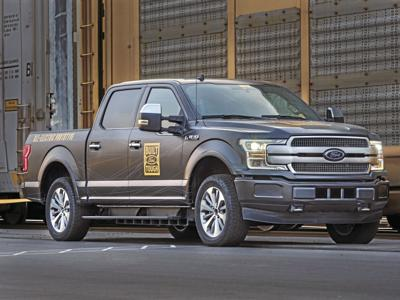 2023 Ford F-150 Electric