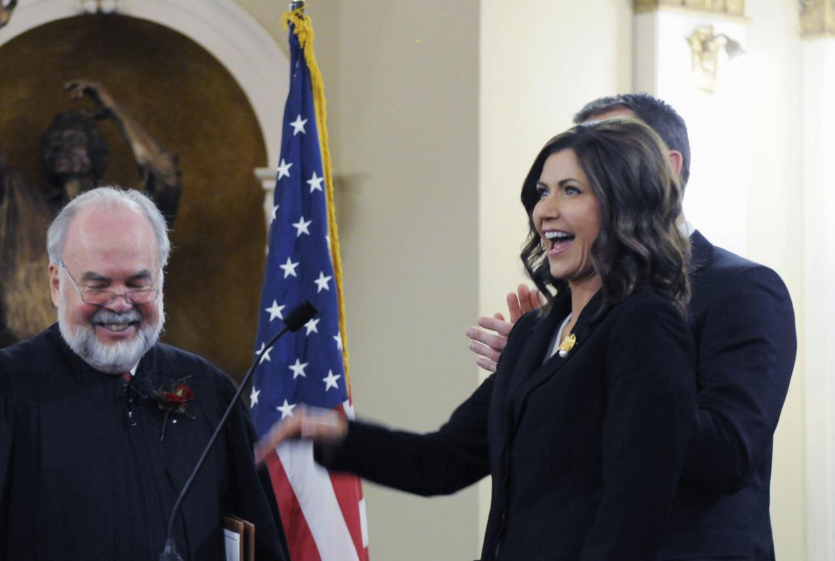 South Dakota Legislature Key Players