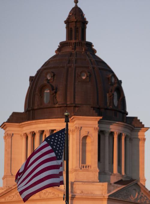 South Dakota Capitol logo