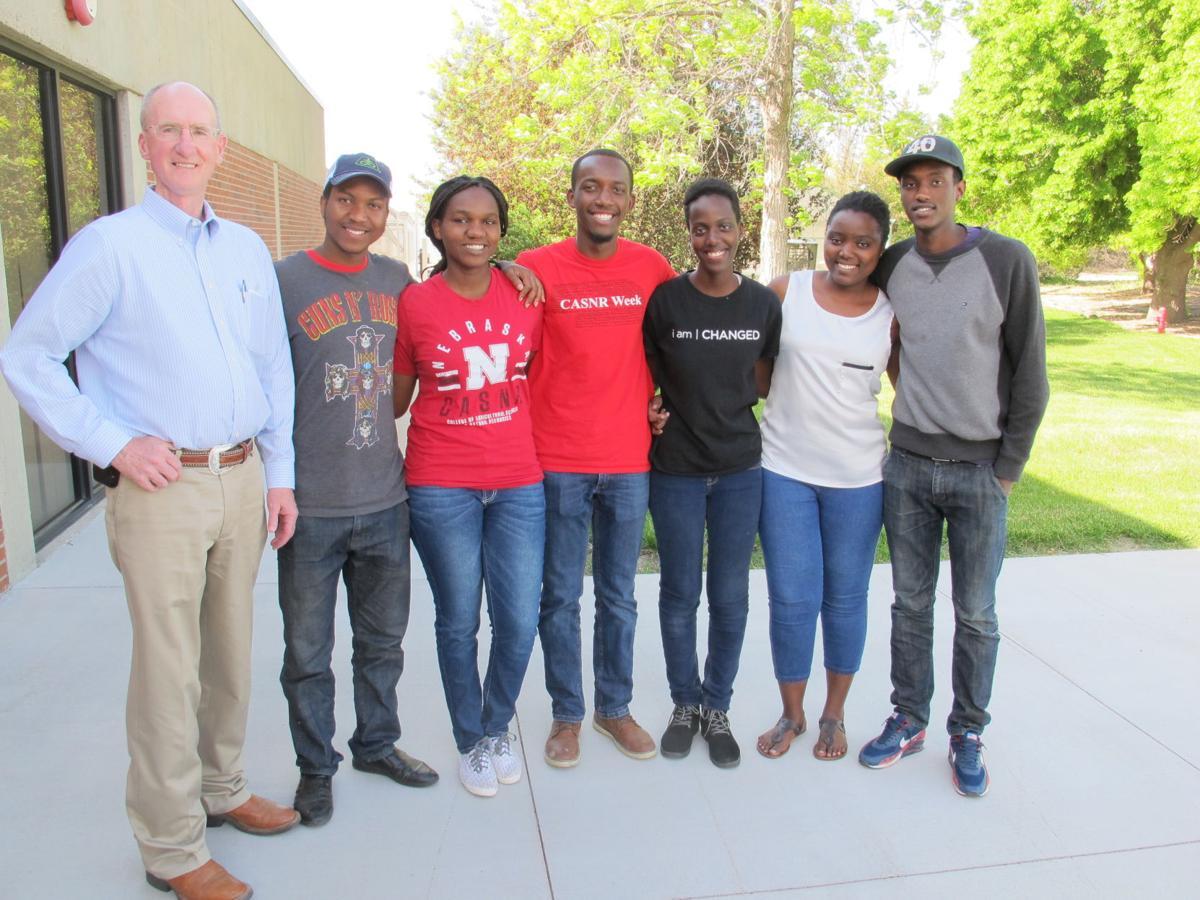 Rwandan Students