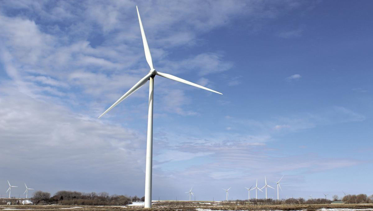 Wind Energy Rises To New Heights In South Dakota Local Rapidcityjournal Com