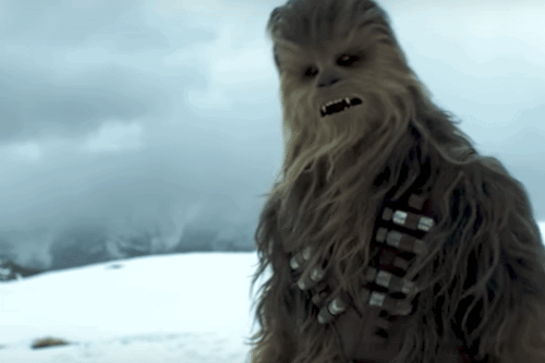 First Trailer For New 'Solo' Star Wars Movie Is Here