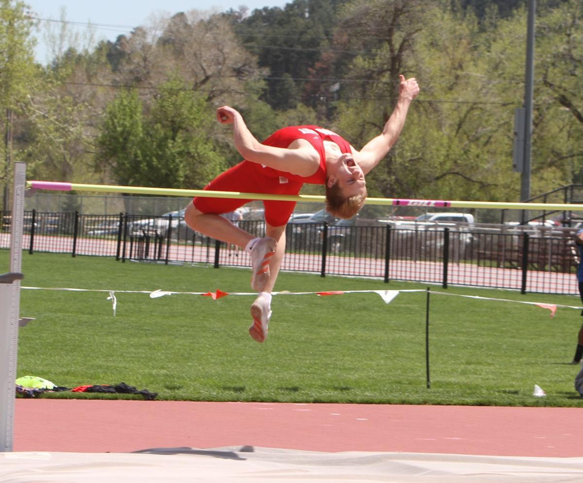 Hay high jump