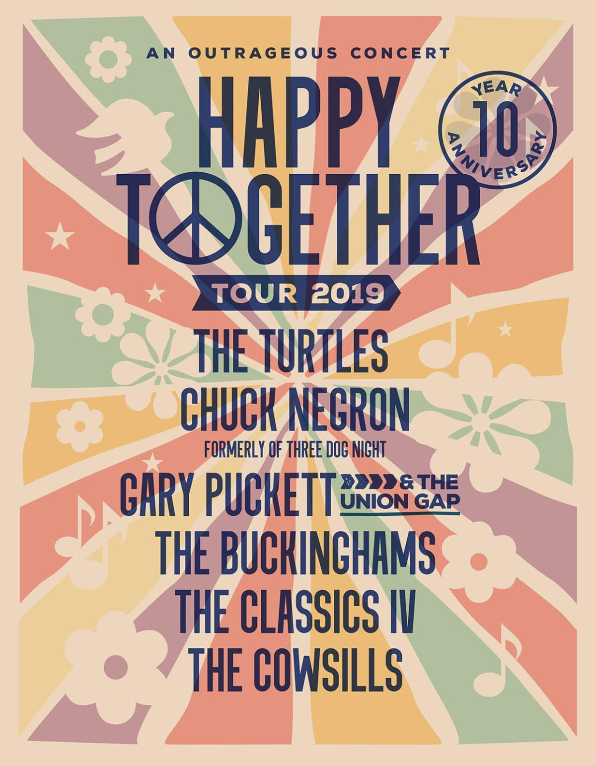 Happy Together 2019
