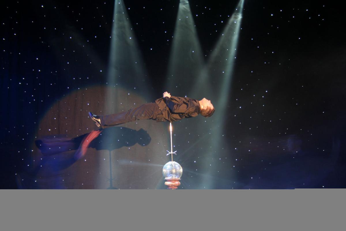 illusionist Jay Owenhouse