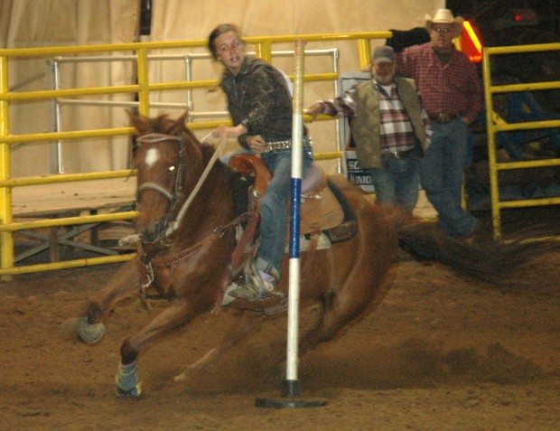 Junior High State Finals Rodeo Held At Seven Down Community