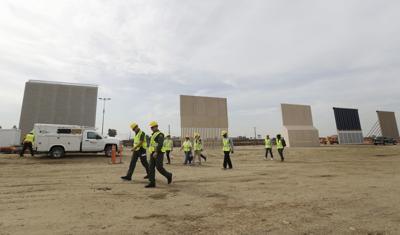 Border Wall States